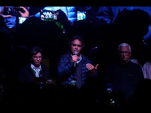Dependerá de la Coalición Colombia la alianza con Duque o Petro, dice Fajardo | Noticias Caracol