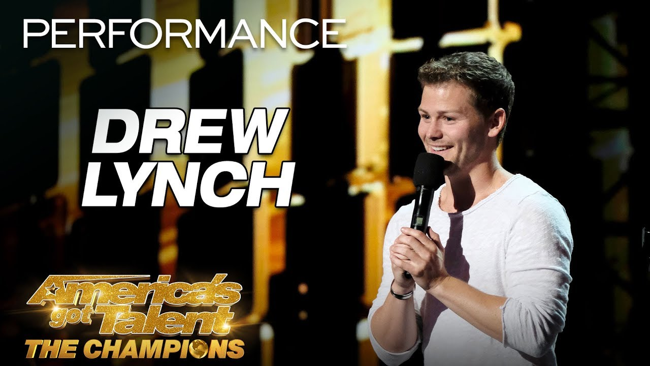 Drew Lynch: Hilarious Comedian Tells The MOST Relatable Story - America's Got Talent: The Champ