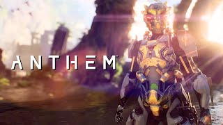 Anthem - Official NVIDIA CES 2019 Gameplay Trailer