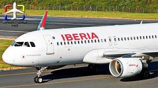 TRIP REPORT | Iberia | Airbus A320CEO | Madrid - Vienna