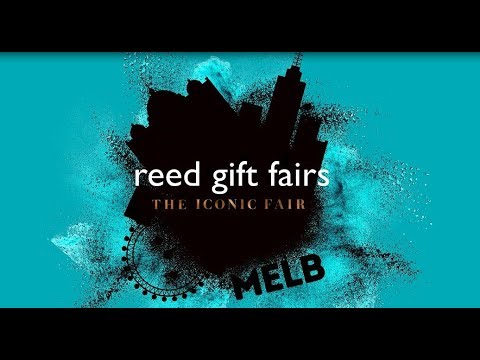Reed Gift Fairs Melbourne August 2017