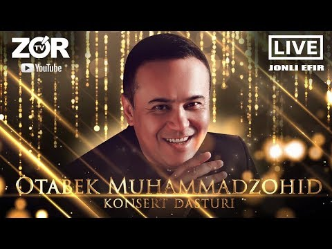 Otabek Muhammadzohid (konsert Dasturi 2020)