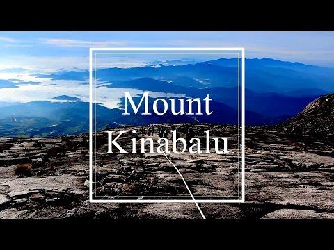 Sabah Travel Vlog: Mount Kinabalu Climb 2017 | Syuen