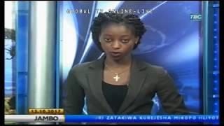 LIVE: Taarifa ya Habari Kutoka TBC 1 (Oktoba 13, 2017 Saa 1 Asubuhi)