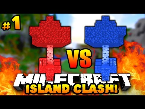Minecraft ISLAND CLASH #1