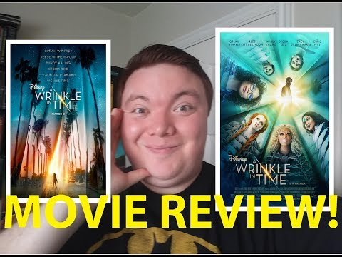 A Wrinkle In Time - Movie Review!