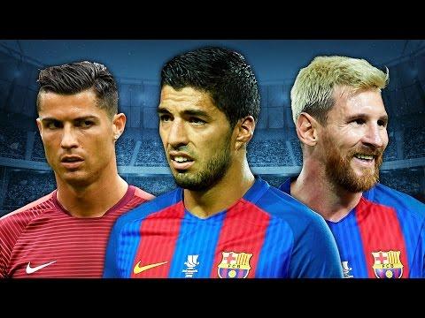 Will Luis Suarez Outscore Lionel Messi & Cristiano Ronaldo Again This Season?!   Euro Round-Up
