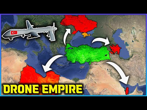Why do countries prefer Turkish drones?