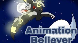 Umbreon Animation | Believer- Imagine Dragons Video