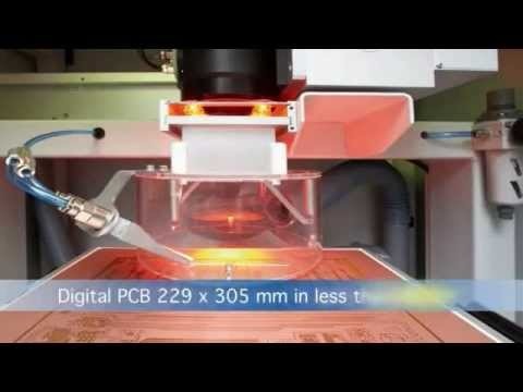 PCB Etching with Lasers | ProtoLaser S