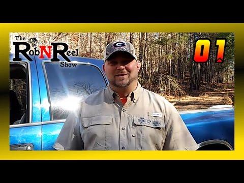 Stevens Creek Bass Fishing - 01 - Backwoods Swamp Fishing