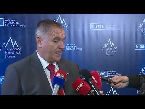 Višković upoznao predstavnike više zemalja o potencijalima Srpske
