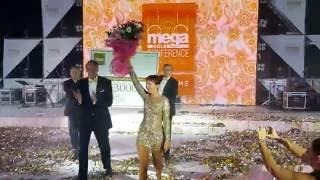 Поздравляшка для Анны Черна на Золотой конференции в Анталии Мардан Палас