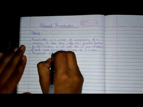 CA-IPC Accounts Group-1 Internal Reconstruction Part-1