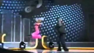 Cheryl Cole's Derek Hough on Michael Barrymore