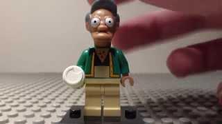 LEGO Simpsons Minifigures: Apu Nahaspapeemapetilon (Review)