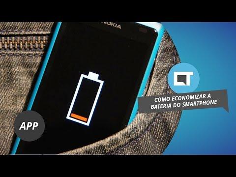 Dicas para economizar bateria do smartphone [Dica de App]