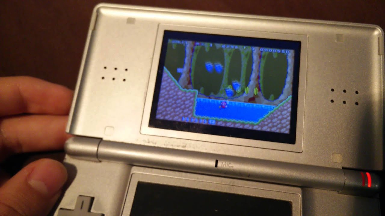 smb3 gba cartridge tilting with ds lite youtube. Black Bedroom Furniture Sets. Home Design Ideas