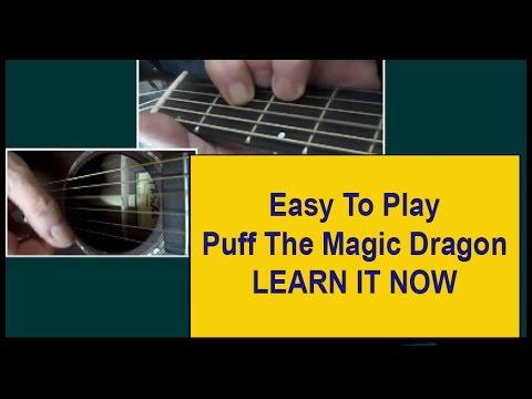 Puff The Magic Dragon Cover: Lesson
