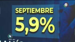 La inflación en Córdoba trepó un 5,9%