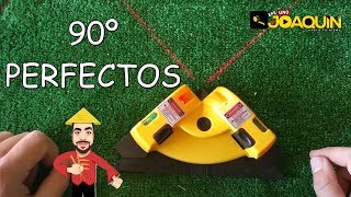 LÁSER ESCUADRA PERFECTA (Muy económico)