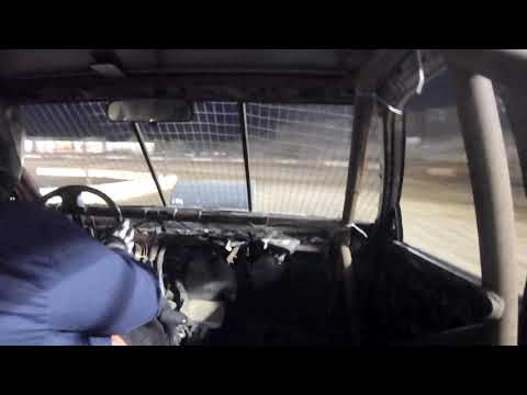 Perris Auto Speedway Night of Destruction Mini Stock Heat 2 8/31/19