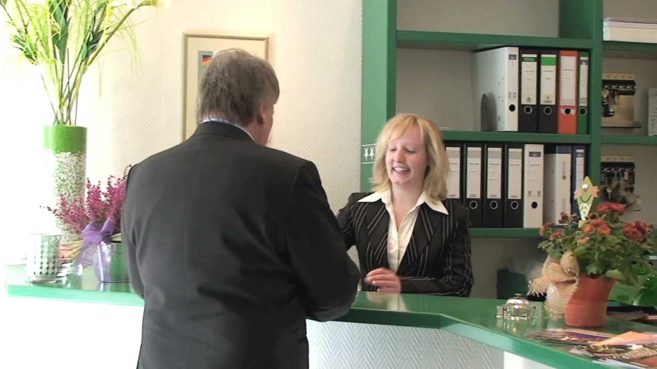Aalto Hotel Garni In Langenhagen Bei Hannover Ein Imagefilm Von Adocom