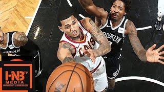 Cleveland Cavaliers vs Brooklyn Nets Full Game Highlights | 12.03.2018, NBA Season thumbnail