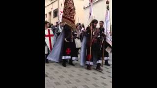 Parte1- Plegaria y Arenga de los Custodios de Tierra Santa(Cruzados de la Vera Cruz
