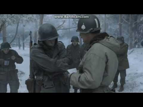 Band Of Brothers - Response to offer of surrender: Nuts!