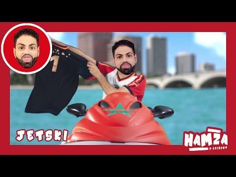 Hamza B-Leischt I JETSKI (Offizielles Musikvideo)