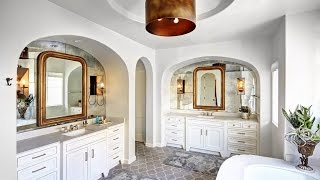 видео Дизайн потолка в ванной: красота и практичность