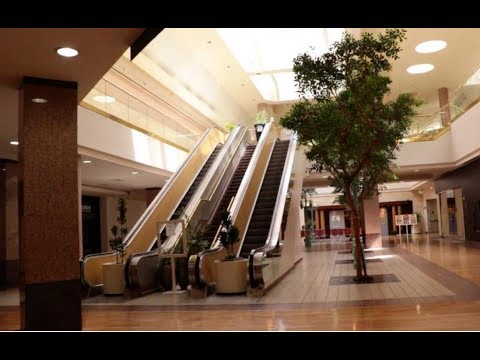 California Dead Mall | Vallco Shopping Mall in Cupertino