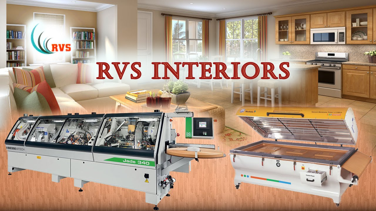 RVS Interiors factory is Commercial & Residential  Interiors Bengaluru