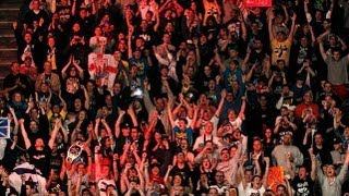 WWE Crowd Sound Effect