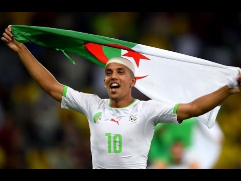 Sofiane Feghouli ● Best Skills & Goals 2014/2015 ● HD
