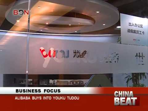 Alibaba buys into Youku Tudou-China Beat-April 29 ,2014-BONTV China