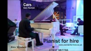 Cars - Gary Numan | Solo Piano