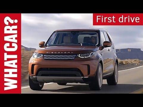 Land Rover Discovery 2017 review | What Car? Short