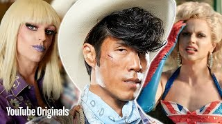 RuPaul's Drag Race Vs  UFC Fighters • Cowboy Up