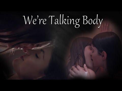 Juliana & Valentina ~ We're talking body (Reupload) [ Juliantina ]