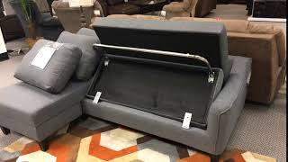 Ashley Sleeper Sofa For Small Space Living