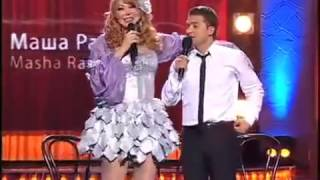Скандал на украинском ТВ Маша Распутина ставит на место Зеленского