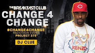 DJ Clue Reveals DJ Envy's Past As A Ballboy + Keeps His #Change4Change Donation Private
