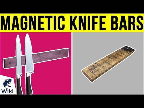 10 Best Magnetic Knife Bars 2019