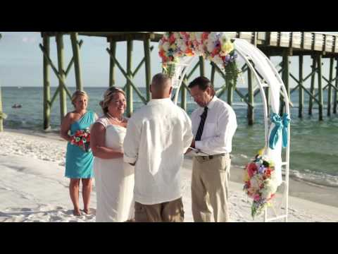 saint-andrews-state-park-wedding-ceremony-video-|-panama-city-beach,-fl