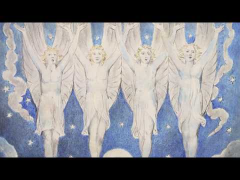 William Blake · Illustrations to the Book of Job · Music by Zé Pekeño