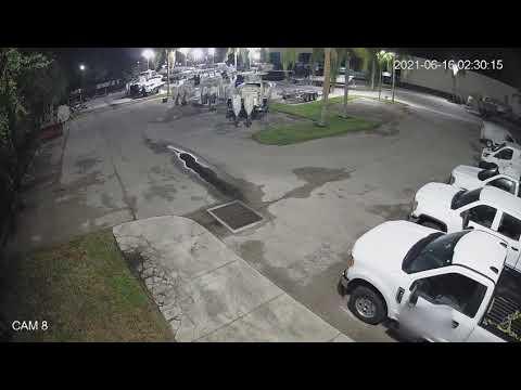 South Florida Marine Electronics Theft - Apprehended