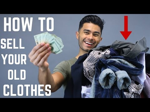 How to Sell Your Clothes Online and Make $$$ (I'm selling some of my clothes)