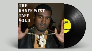 Kanye West - The Kanye West Tape VOl.03 (Full Beattape, Underground Hip Hop Instrumental Mix)